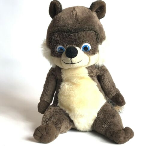 Dreamworks Over The Hedge Stuffed Animal Plush RJ Racoon Toy Doll Kohl