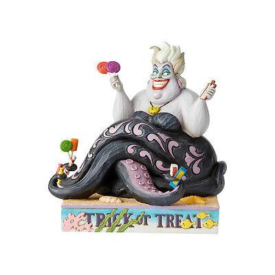 Jim Shore Disney Traditions 'Deliciously Greedy' Ursula Halloween 6002837 - Jim Shore Disney Halloween