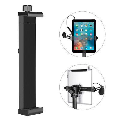 Neewer iPad Tablet Soporte Trípode Montura Adaptador Abrazadera Pinza