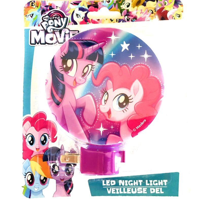 My Little Pony The Movie LED Night Light Rotary Shade
