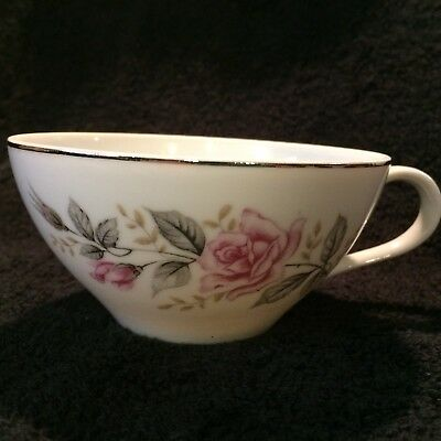 Cup (1) Castle Court China Rose Glow Pattern Japan