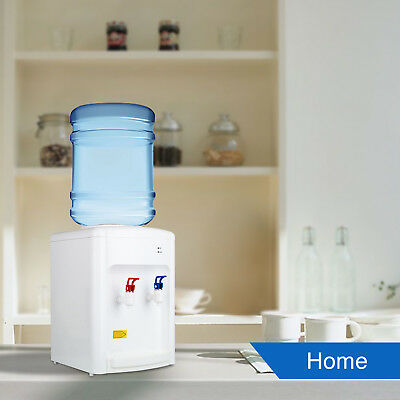 3-5 Gallon Desktop Electric Hot and Cold Bottle Load Water Dispenser Desktop