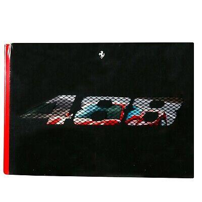 Ferrari 488 GTB Brochure
