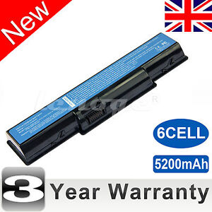 NEW Battery FOR Acer Aspire 5535 5536 5735 AS07A31 5738Z 5738G AS07A75