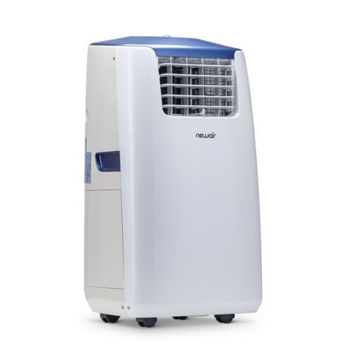 Blemished NewAir Portable Air Conditioner and Heater, 14,000 BTUs, AC-14100H-BLE