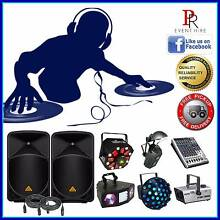 Quality Affordable Sound & Light Hire Packages - $100/night West Perth Perth City Preview