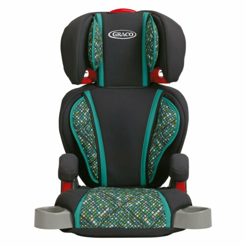 Graco High Back TurboBooster High Back Booster Car Seat, Mosaic Fully adjustable