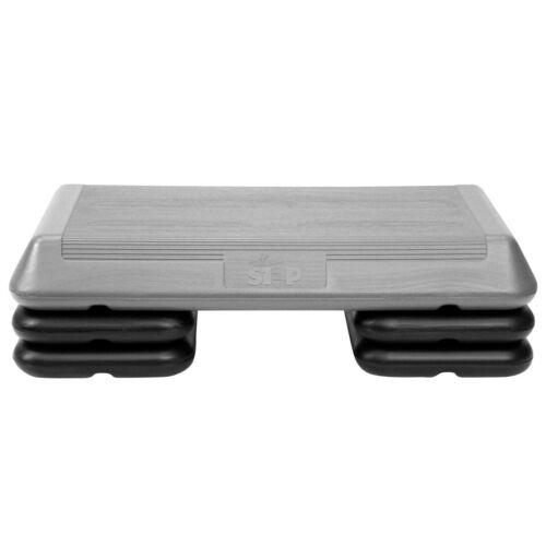 The Step Original Aerobic Platform 4 Black Risers Included FREE-SHIPPING !