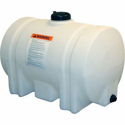 Romotech Poly Storage Tanklegged Tank 65-gallon Capacity 2393