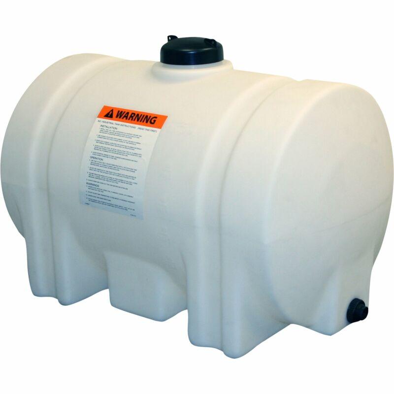 RomoTech Poly Storage TankLegged Tank, 65-Gallon Capacity,# 2393