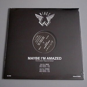 Beatles-Wings-Maybe-I-m-Amazed-12-single-Factory-Sealed-Record-Store-Day