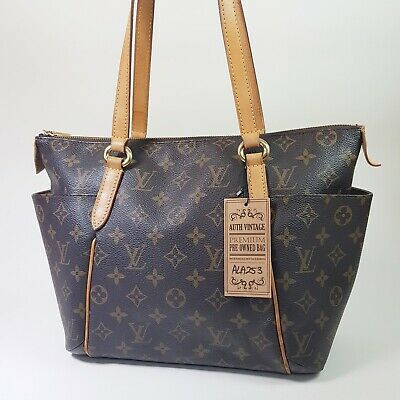 Authentic Louis Vuitton Totally PM Monogram M56688 Guaranteed Hand Bag ALA253