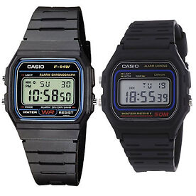 Casio Watches from £6.99