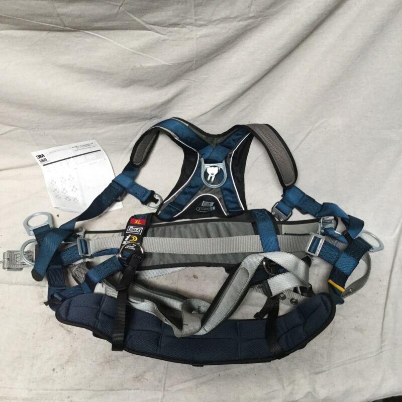 3M DBI-SALA 1140070 Full Body Harness 420 lb Blue XL