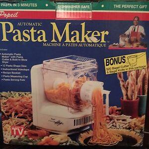 Pasta Maker- brand new, in the box