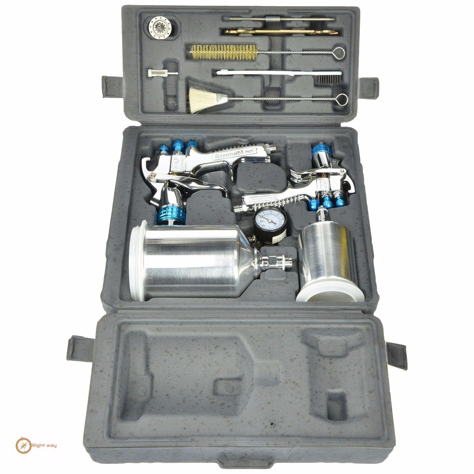 Car Spray Kit Matte: Automotive Paint Spray Gun Auto Guns For Painting Cars Kit