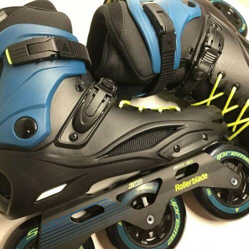 Rollerblade RB110 3WD Skates 12.0