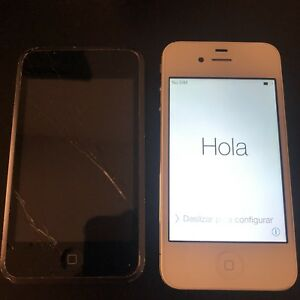 iPhone 4 and apple iPod touch Gen 1