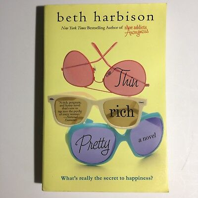 Thin, Rich, Pretty A Novel By Beth Harbison 2010 Paperback Brand New