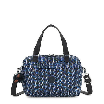 Kipling Flora Printed Shoulder Bag Printed Notes