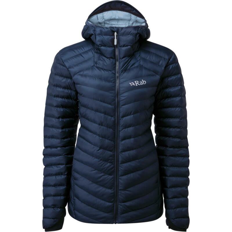 Rab Womens Cirrus Alpine Lightweight Insulated Jacket - Deep Ink
