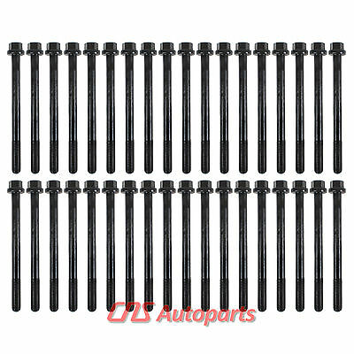 Cylinder Head Bolts 94-03 Ford Power Stroke Diesel 7.3L OHV V8 w/ Turbo VIN F for sale  Shipping to Canada
