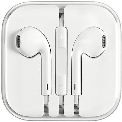 New Earphones Headphones With Implausible & Mic For iPhone 6S 6 Plus 5 5S 4