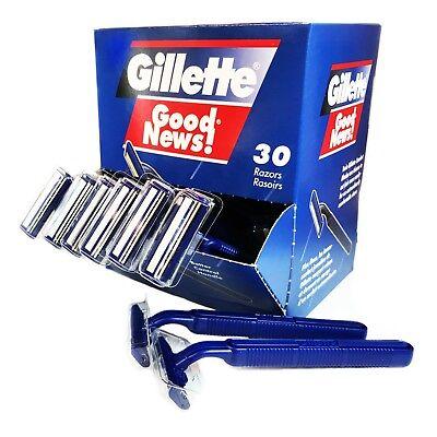 Gillette Good News Disposable Razor 30 Pcs Wholesale Gillette Razors