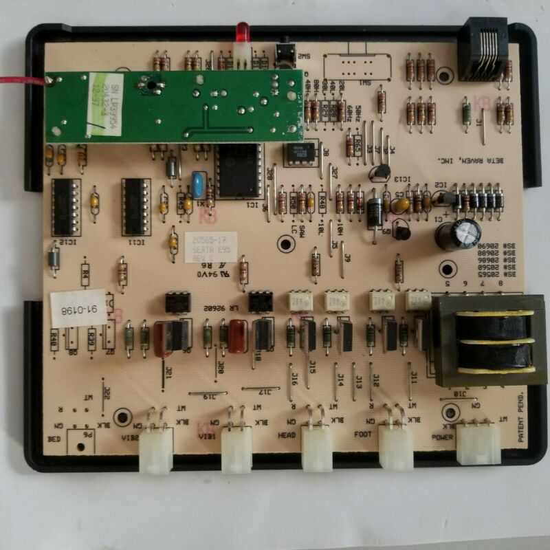 Hubble, Power Adjustable Bed PCB, Controll Board, Module, Printed Circuit Board