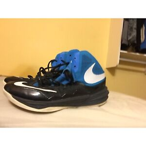 Nike's blue shoes- size 8