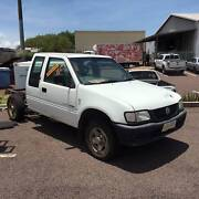 2002 Holden Rodeo Ute Winnellie Darwin City Preview