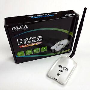 ALFA-AWUS036NHR-2000mW-Wireless-N-G-USB-WiFi-2W-Adapter