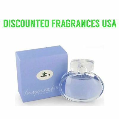 Lacoste Inspiration for Women 2.5 oz Eau de Parfum Spray /