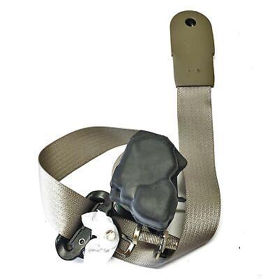 1973-81 GM Seat Belt Loop Guide Black Triangle GM # 9737575