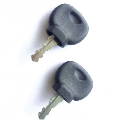 2 Bomag Hamm Roller And Compaction Equipment Ignition Keys 14707