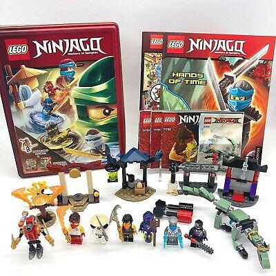LEGO Ninjago 71730 71731 71733 Epic Battle Set 30428 Green Dragon 90100 Tin