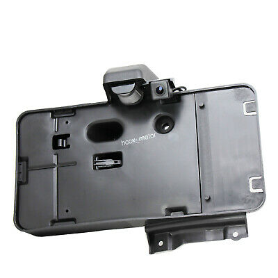 Car License Plate Frame & Lights & Rear View Camera For Jeep Wrangler JK 07-17