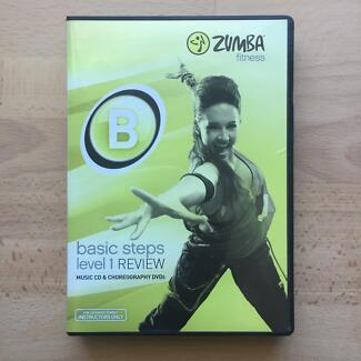 Zumba Fitness Basic Steps Level 1 - Instructor's Training Manual