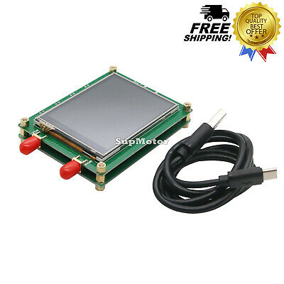35m-4.4g Rf Signal Pll Sweep Frequency Generator Adf4351 Wtouch Screen Usb