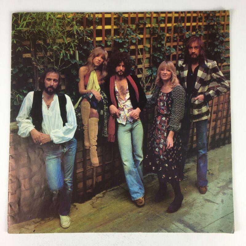 Fleetwood Mac - Vintage Live Concert Tour Book Program