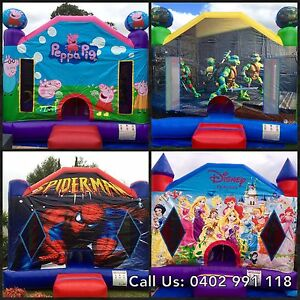 Jumping Castles Hire from $120 All Day Mickleham Hume Area Preview