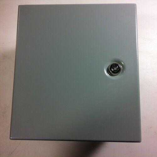 Nrg Control Co Snhc886 Service Box (no Key)