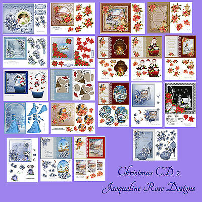 Christmas Decoupage CD 2