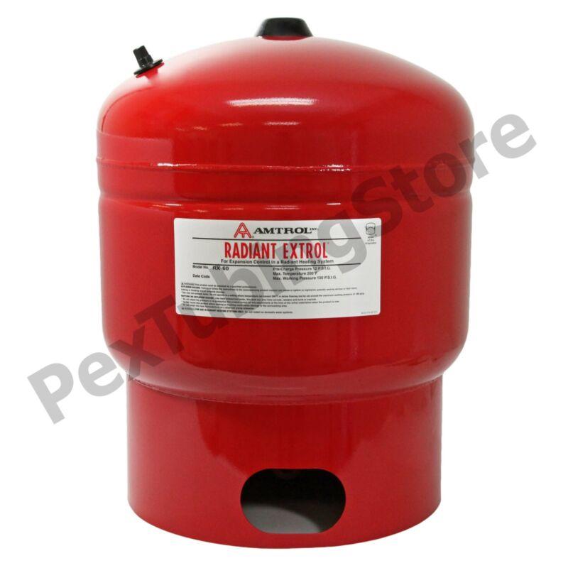 Radiant Extrol Amtrol RX-60 (143-381) Boiler Expansion Tank, 10.3 Gal Volume