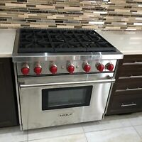 CERTIFIED GAS LINE APPLIANCES   INSTALLATION BY PROFESSIONALS
