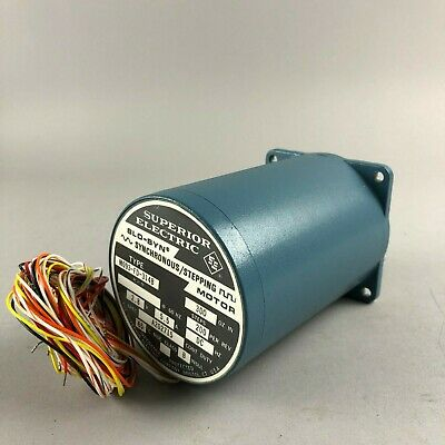 Superior Electric Slo-syn Synchronous Stepping Motor M093-fd-314b -new-