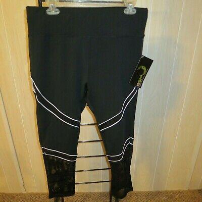 BSP Better Sports Performance Sports Pants Size 2x New  Mesh