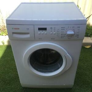 6.5kg Bosch. 3 Month Warranty. Free Local Delivery.