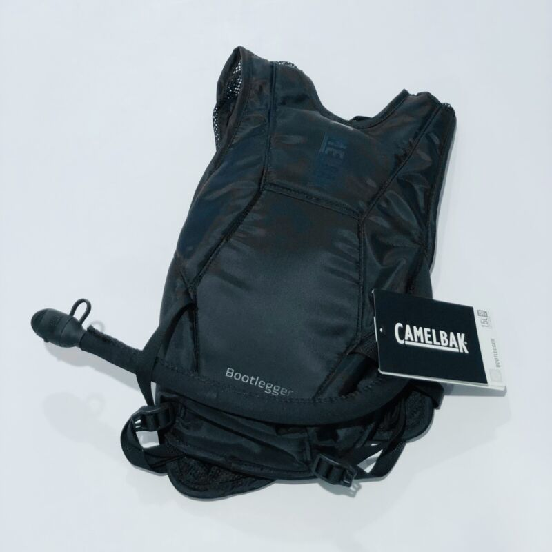CAMELBAK Bootlegger Vest - Hydration Pack - Black - 50 Oz (1.5 Liters)