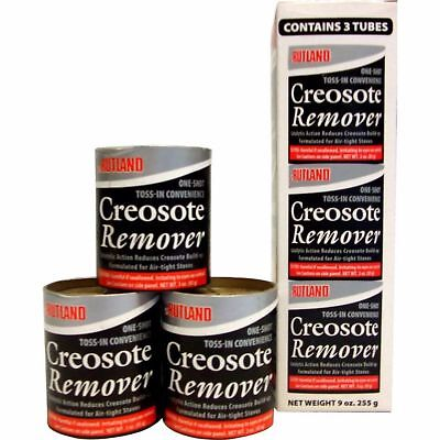 Rutland 3-Pack Air-Controlled Chimney Stove Fireplace Creosote Remover Canister  Chimney Creosote Removal
